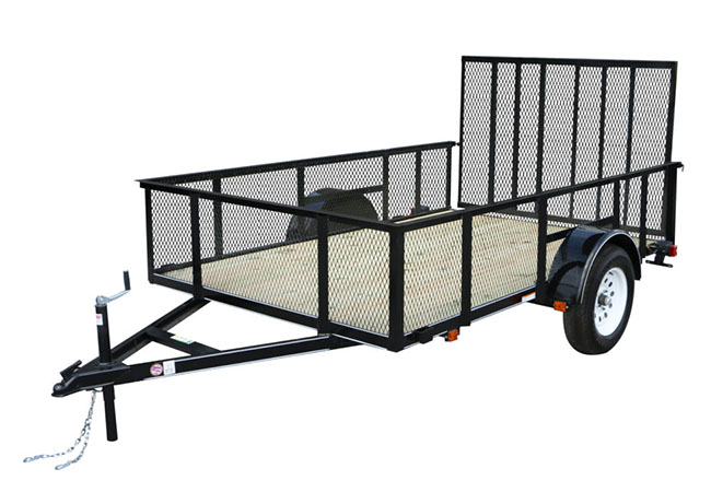 2020 Carry-On Trailers 6X10GWHS in Kansas City, Kansas
