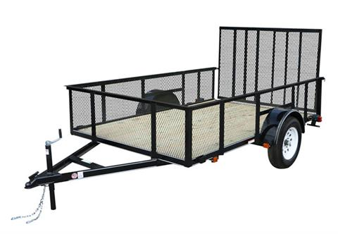 2020 Carry-On Trailers 6X10GWHS in Marietta, Ohio