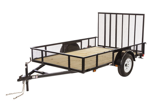 2020 Carry-On Trailers 6X10GWHS16 in Petersburg, West Virginia