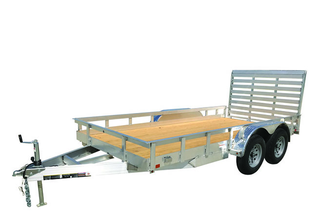 2020 Carry-On Trailers 6X12AGW7K in Harrisburg, Pennsylvania - Photo 1