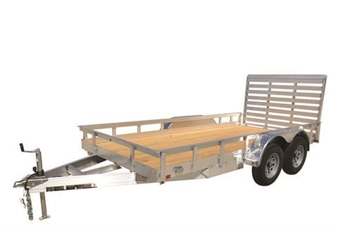 2020 Carry-On Trailers 6X12AGW7K in Kansas City, Kansas - Photo 1