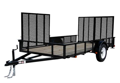 2020 Carry-On Trailers 6X12GWATVHS in Kansas City, Kansas