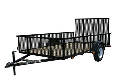 2020 Carry-On Trailers 6X12GWHS in Kansas City, Kansas