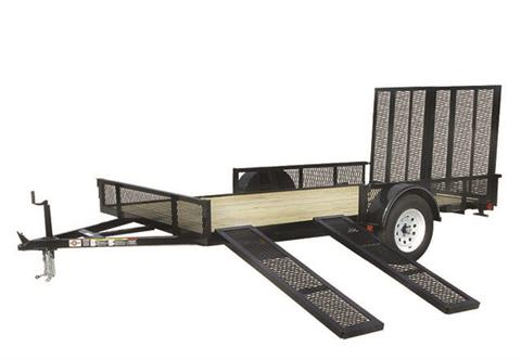 2020 Carry-On Trailers 6X12GWRS in Kansas City, Kansas
