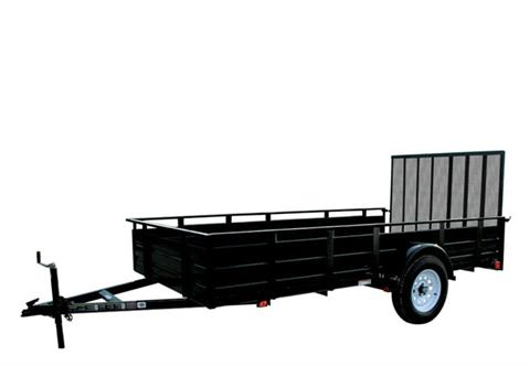 2020 Carry-On Trailers 6X12SSG in Jesup, Georgia
