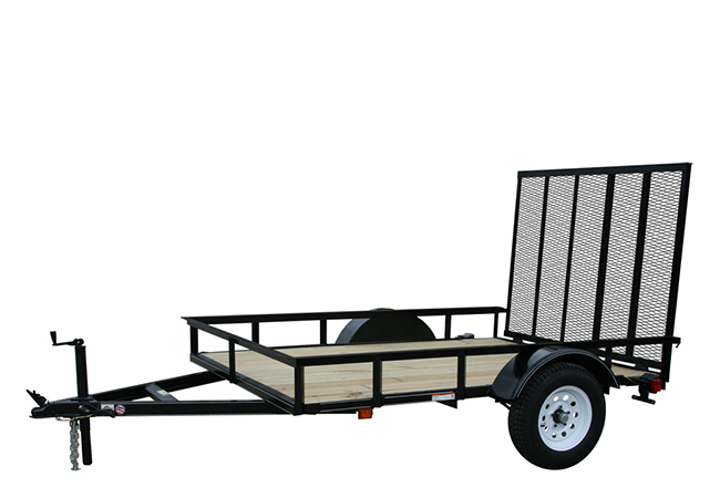 2020 Carry-On Trailers 6X8GW13 in Harrisburg, Pennsylvania