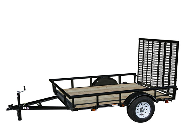 2020 Carry-On Trailers 6X8GW2KPT in Paso Robles, California