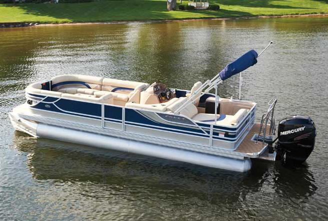 2012 Crest 230SL Caribbean in Manitou Beach, Michigan