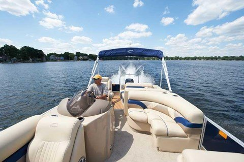 2012 Crest 250SLR Caribbean in Round Lake, Illinois