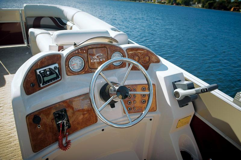 2012 Crest 250SL Classic in Round Lake, Illinois