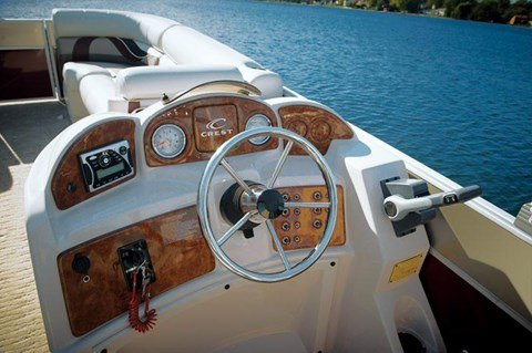 2012 Crest 250XR Classic in Round Lake, Illinois