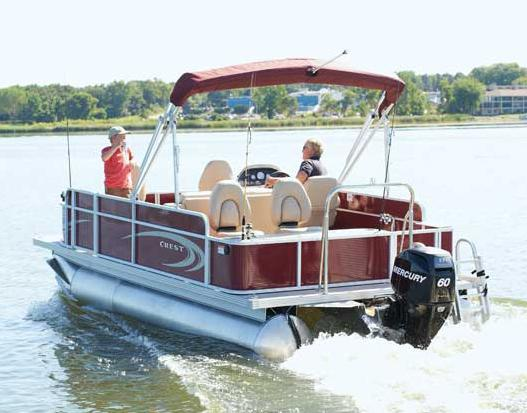 2012 Crest II 230FC in Round Lake, Illinois
