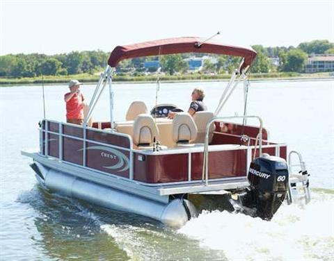 2012 Crest II 230SF in Manitou Beach, Michigan