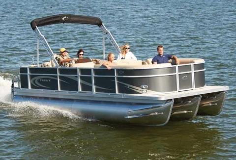 2012 Crest II 230 Chiller in Round Lake, Illinois