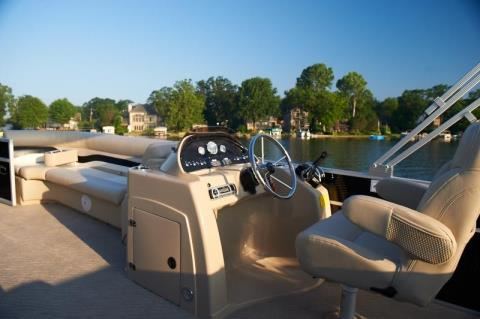 2012 Crest II 250 Chiller in Manitou Beach, Michigan