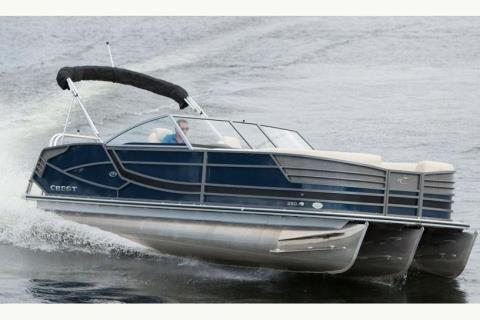 2015 Crest Caribbean 250 SLR2 in Round Lake, Illinois