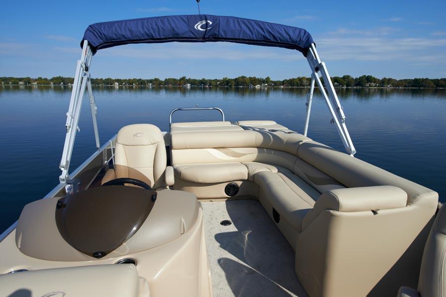 2015 Crest Classic 210 in Round Lake, Illinois