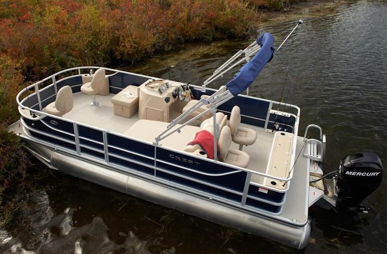 2015 Crest II Fish 190C4 in Round Lake, Illinois