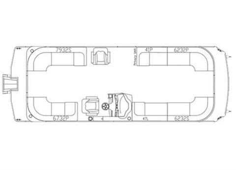 2016 Crest Caliber 250 SLC in Willis, Texas