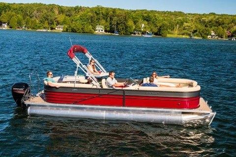 2016 Crest II 210 L in Round Lake, Illinois