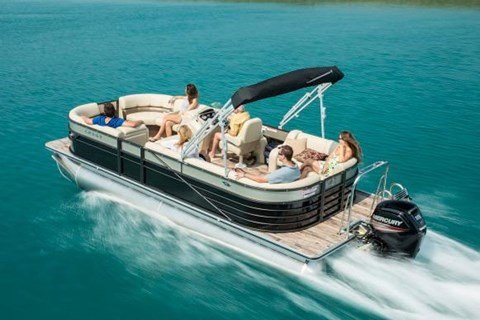 2016 Crest II Select 230 SL in Round Lake, Illinois