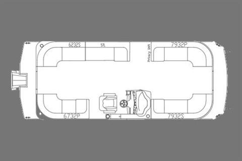 2017 Crest Caliber 230 SL in Round Lake, Illinois