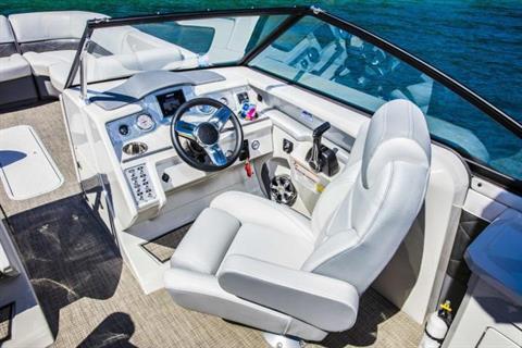 2017 Crest Continental 250 CS in Round Lake, Illinois
