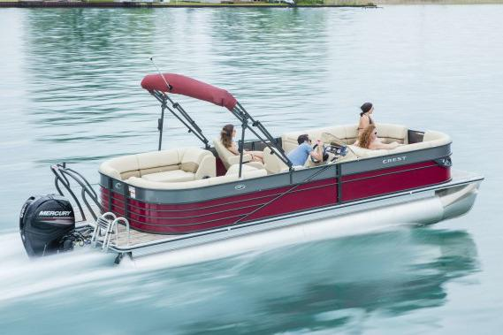 2017 Crest III 250 SLC in Round Lake, Illinois
