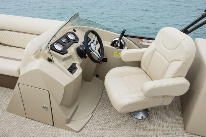 2017 Crest II 250 SLC in Round Lake, Illinois