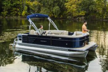 2017 Crest I Fish 200 C4 in Round Lake, Illinois