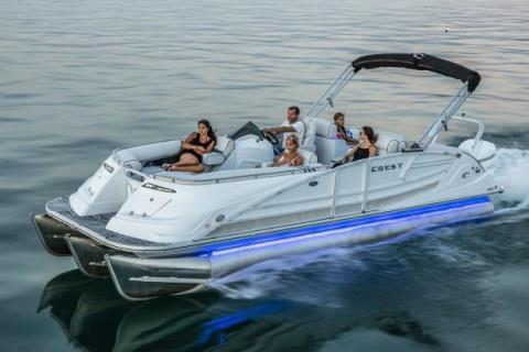 2017 Crest Savannah 250 NX L in Round Lake, Illinois