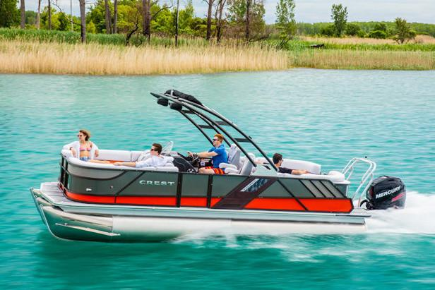 2018 Crest Caliber 250 SLC in Kaukauna, Wisconsin