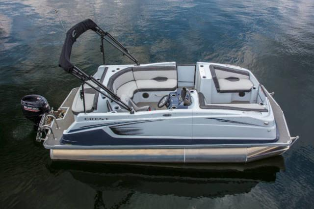 2019 Crest Calypso 190 SL in Edgerton, Wisconsin - Photo 4