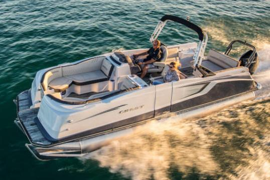 2019 Crest Calypso 250 SL in Albert Lea, Minnesota - Photo 1