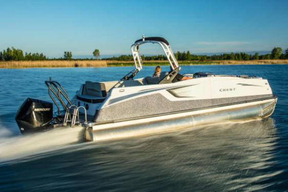 2019 Crest Calypso 250 SL in Albert Lea, Minnesota - Photo 2
