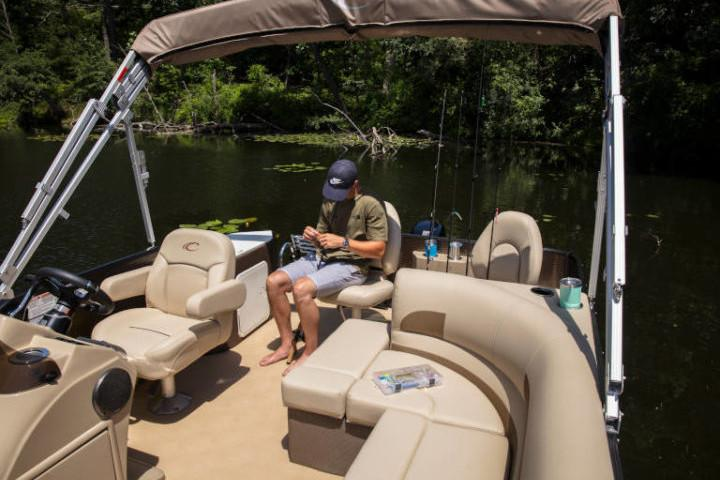 2019 Crest I Fish 200 C4 in Kaukauna, Wisconsin - Photo 10