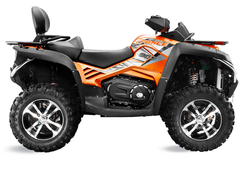 2016 CFMOTO CForce 800 EPS in Lowell, North Carolina