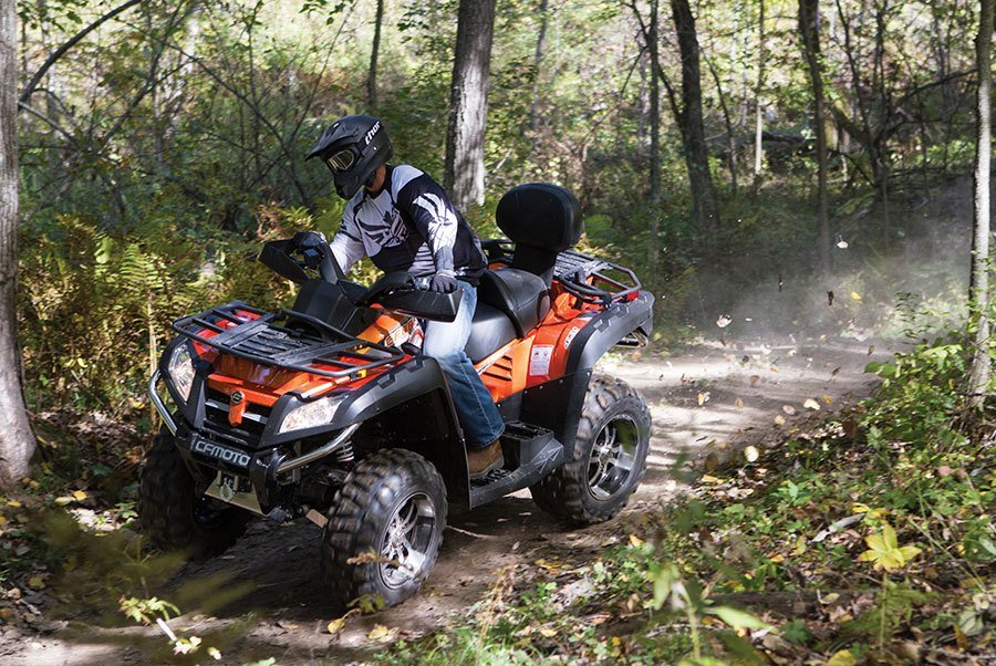 2016 CFMOTO CForce 800 EPS in Sumter, South Carolina