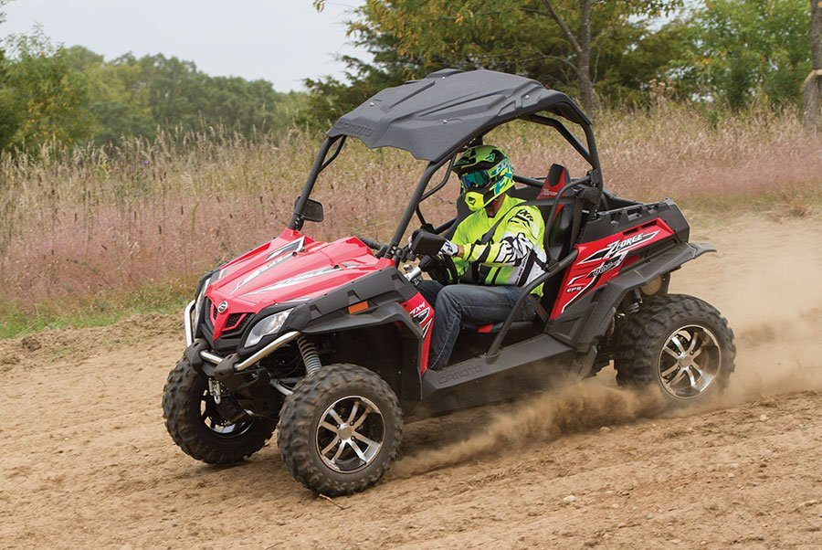 2016 CFMOTO ZForce 500 Trail in Manheim, Pennsylvania