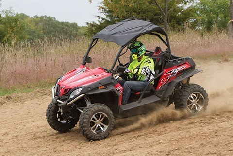 2016 CFMOTO ZForce 500 Trail in Oakdale, New York