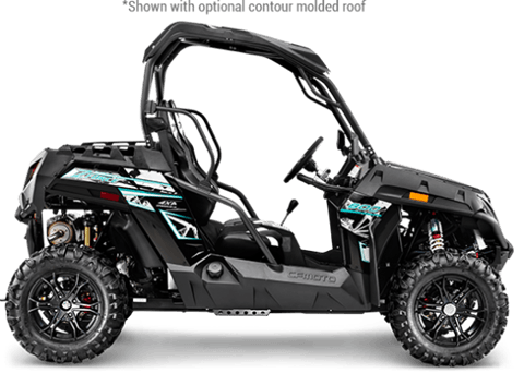 2016 CFMOTO ZForce 800 EPS in Pikeville, Kentucky