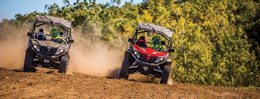 2016 CFMOTO ZForce 800 EPS Trail in Greer, South Carolina