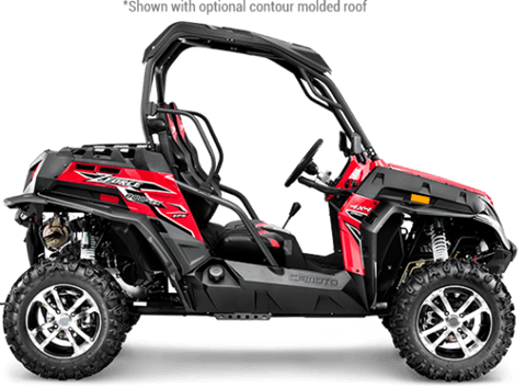 2016 CFMOTO ZForce 800 EX in Sumter, South Carolina
