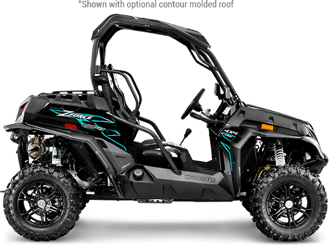 2016 CFMOTO ZForce 800 EX EPS in Marshall, Texas