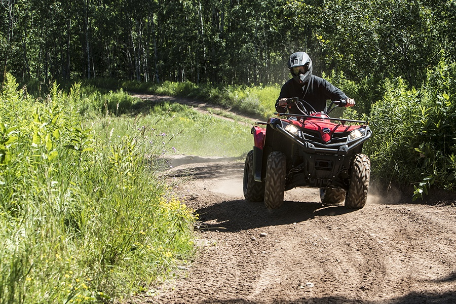 2017 CFMOTO CForce 500S EPS in Francis Creek, Wisconsin