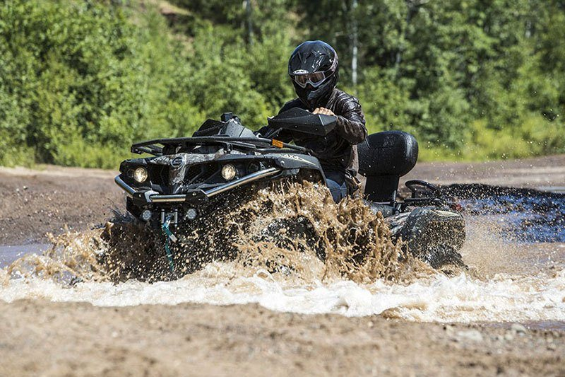 2017 CFMOTO CForce 500 HO EPS in Francis Creek, Wisconsin