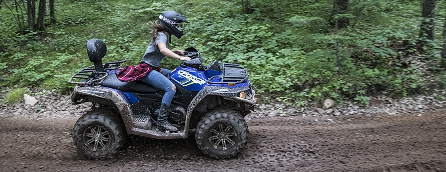 2017 CFMOTO CForce 500 HO EPS in Pendleton, New York