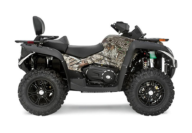 2017 CFMOTO CForce 800 EPS in Manheim, Pennsylvania