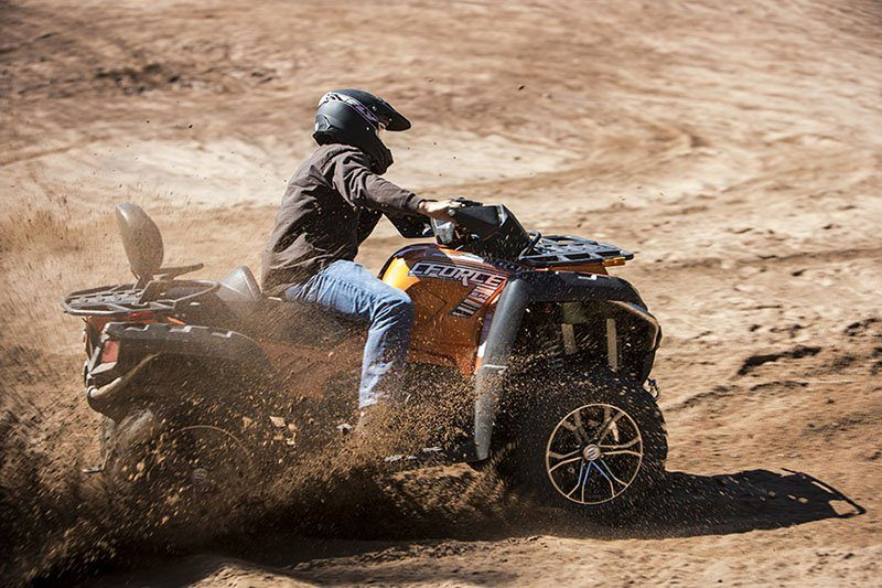 new 2017 cfmoto cforce 800 eps atvs in allen tx