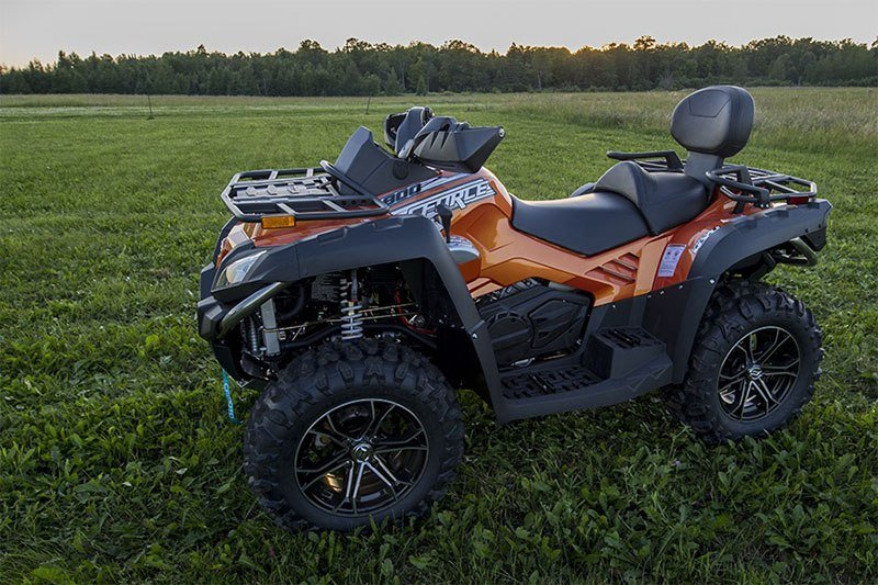 2017 CFMOTO CForce 800 EPS in Mechanicsburg, Pennsylvania